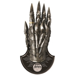 United Cutlery Lord of the Rings: Gauntlet of Sauron Replica