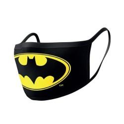Baumwollmaske 2-pack: Batman