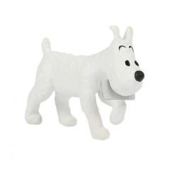 Kuifje Bobbie Boodschapper pvc figuur Snowy Messenger 4cm
