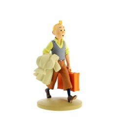Tintin on the way 12cm