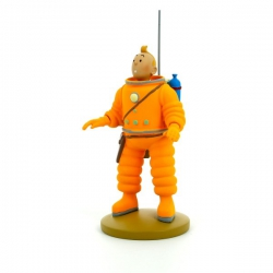 Tintin astronaut 12cm