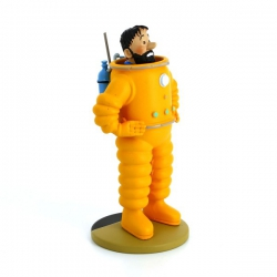 Haddock, de kosmonaut 12cm