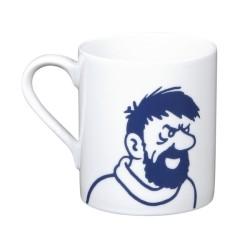 Kuifje beker Haddock - Tintin mug Haddock