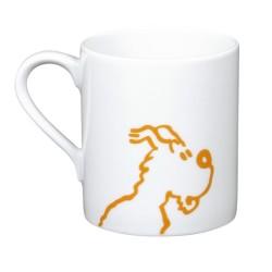 Kuifje beker Bobby - Tintin mug Snowy