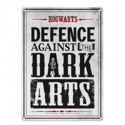 Harry Potter: Dark Arts Metal Sign