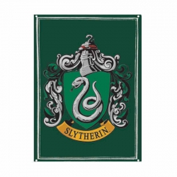 Harry Potter: Slytherin Metal Sign