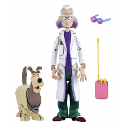 Neca Back to the Future Toony Action Figures - Doc Brown 15 cm