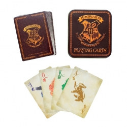 Harry Potter: Hogwarts Playing Cards