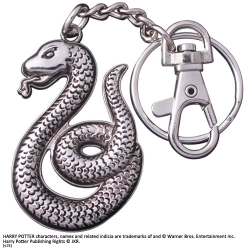 Harry Potter: Slytherin metal keychain