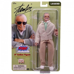 Marvel Action Figure Stan Lee 20 cm