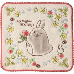 Studio Ghibli My Neighbor Totoro Mini Towel Wild Strawberries