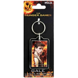 NECA The Hunger Games: Gale Lucite Keychain