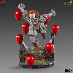 IT Chapter Two: Deluxe Pennywise 1:10 Scale Statue 21cm