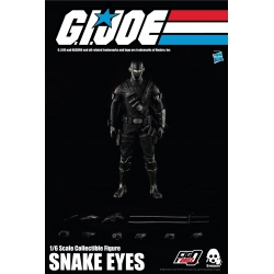 G.I. Joe Action Figure 1/6 Snake Eyes 30 cm