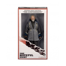 The Hateful Eight Action Figure 20 cm The Confederate