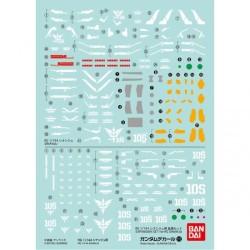Gundam Decals: 115 Sinanju