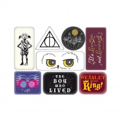 Harry Potter: Character Magnet set