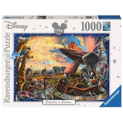 Ravensburger Disney Puzzle: The Lion King Collector´s Edition