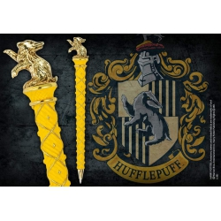 Harry Potter: Hufflepuff Gold Plated Pen