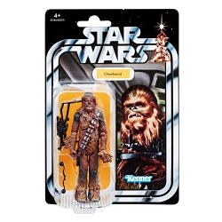 Star Wars: A New Hope - Vintage Chewbacca 10 cm Action Figure