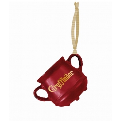 Harry Potter: Gryffindor Cauldron Ornament