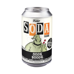 Funko Soda: The Nightmare Before Christmas - Oogie Boogie
