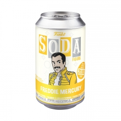 Funko Soda: Queen - Freddy Mercury