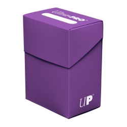 Deck Box - Ultra Pro Purple