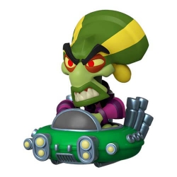 Funko Crash Bandicoot Racing Figure: Nitros Oxide
