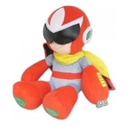 Megaman - Proto Man Pluche 23cm
