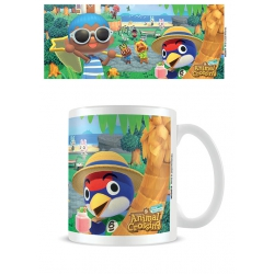 Nintendo: Animal Crossing - Summer Mug Mok