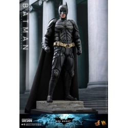 Hot Toys Batman The Dark Knight Rises Movie Masterpiece Action