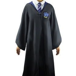 Harry Potter Wizard Robe Ravenclaw L