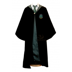 Harry Potter Wizard Robe Slytherin Kids