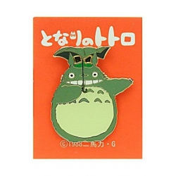 My Neighbor Totoro Pin Badge Big Totoro 4cm