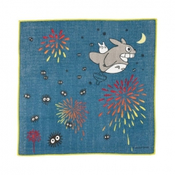 Studio Ghibli My Neighbor Totoro Mini Towel Fireworks 29 x 29 cm