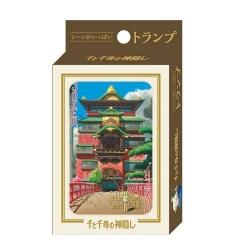 Studio Ghibli Spirited Away Playing Cards