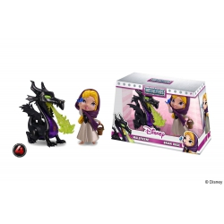 Disney Metalfigs Diecast 2-Pack Maleficent & Sleeping Beauty 10