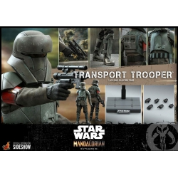 Hot Toys Star Wars The Mandalorian Action Figure 1/6 Transport