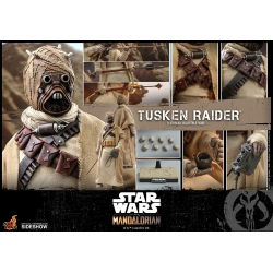 Hot Toys Star Wars The Mandalorian Action Figure 1/6 Tusken