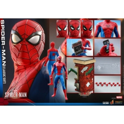 Hot Toys Marvel's Spider-Man Video Game Masterpiece Action