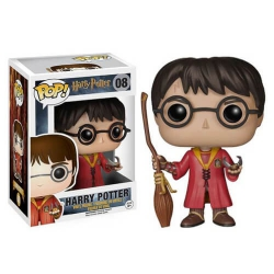Funko Pop! Harry Potter: Harry Potter in Quidditch outfit