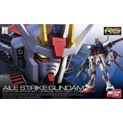 Gundam Model Kit RG - Aile Strike Gundam - 1:144