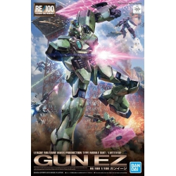 Gundam Model LM111E02 Gun EZ RE 1/100