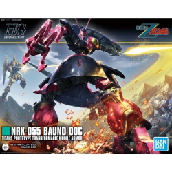 Gundam model kit: NRX-055 Baund Doc HGUC 1/144