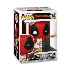 Funko Pop! Marvel: Backyard Griller Deadpool