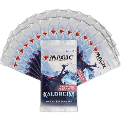Magic set booster Kaldheim 1 stuks