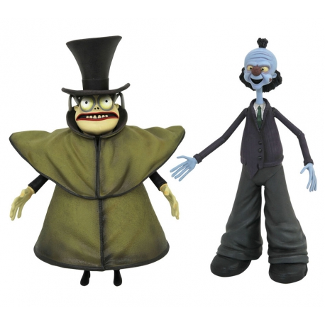 Nightmare Before Christmas Series 10 - Corpse Dad and Mr. Hyde
