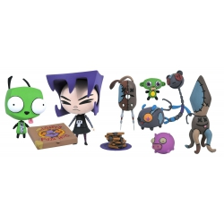 Invader Zim: Series 1 - Deluxe Gir in Dog Disguise and Gaz