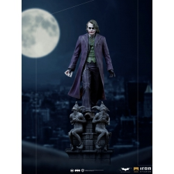 DC Comics: The Dark Knight - The Joker Deluxe 1:10 Scale Statue